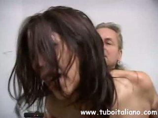 Geen klinken: italiaans casting provino ragazza 4