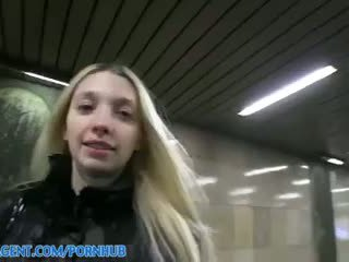 Miriama kunkelova - publicagent hd bledé chudé mina stretches ju pička na vziať môj veľký vták