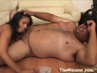 Cockhungered aliana amour meets la minion