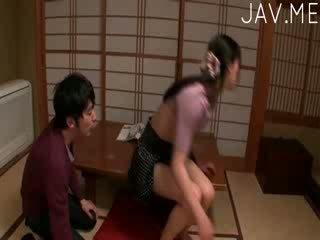 tits, jāšanās, japānas