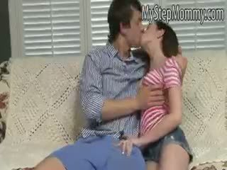 i plotë blowjob nxehtë, shih lezbike i ri, i mirë tresh real