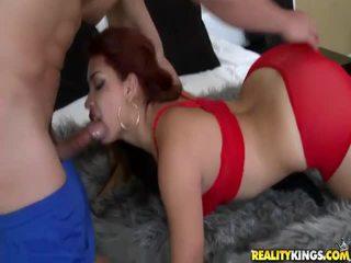 hardcore sex, výstřik, zrzky