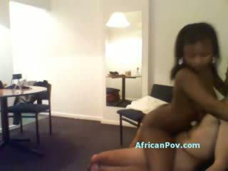 Warga Afrika