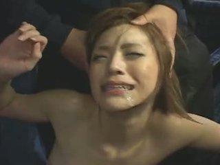 जापानी, चेहरे का, गैंगबैंग