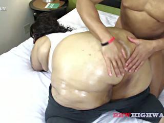 les gros culs, noir et métisse, gros seins naturels