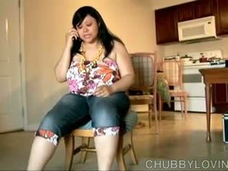 Super Sexy Chubby Asian Babe Has Amazing Big Tits: Porn 54