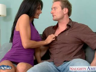 Buur ava addams gets facialized