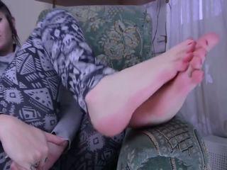 foot fetišs, hd porno