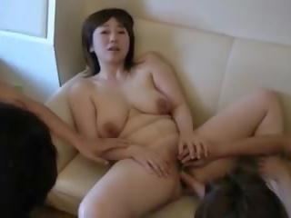 japansk, matures, pov