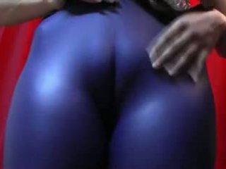 Cameltoe- joi- lycra