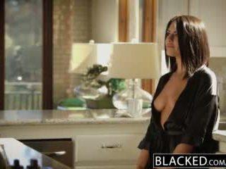 Blacked امرأة سمراء adriana chechik takes trio من bbcs