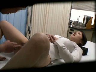 Spycam Schoolgirl misused by Doctor 2