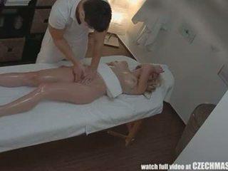 Tšehhi massaaž anaal blond