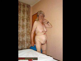 Latinagranny recopilación de viejo abuelita pics y photos
