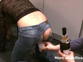 big boobs, milzīgs, ielikšana