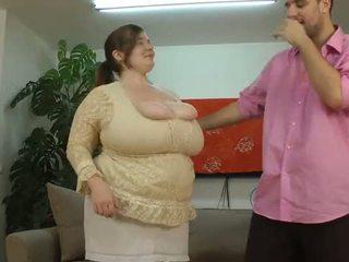 tits, huge, grope