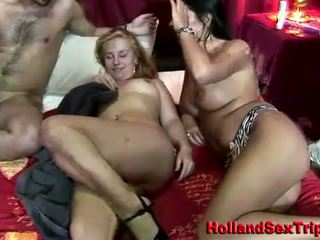 reality, 3some, amsterdam