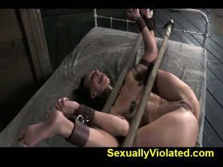 brunete, pornstar, bdsm