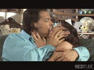 brunete, mutisks sekss, kissing