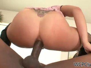 brunette, tinh ranh lớn, assfucking