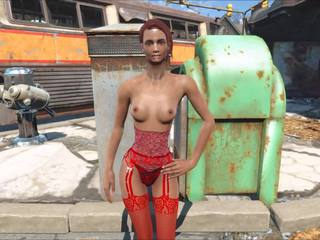 Fallout 4 House of Prostitutes, Free Cartoon HD Porn 13
