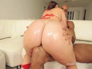 stor, ass