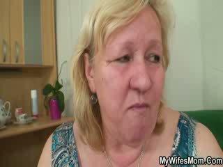 Fett oma und sohn im gesetz