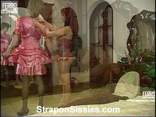 ในอุดมคติ เพศไม่ยอมใครง่ายๆ ร้อน, ร้อน femdom ใหม่, strapon