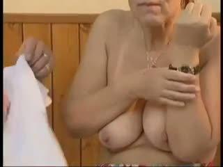 おばあちゃん, 古い+ヤング, フェイシャル