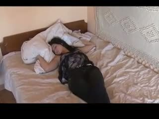 Najboljše od spanje dekleta