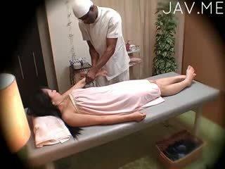 japonez, voyeur, masaj