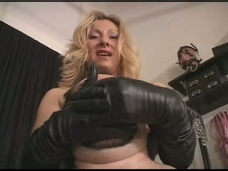 Cabedal glove smother