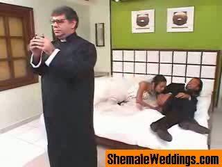 Shemale trans huwelijk