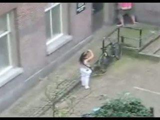Amsterdam stad publiek voyeur seks