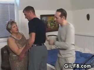 nenek, lemak, lama + young