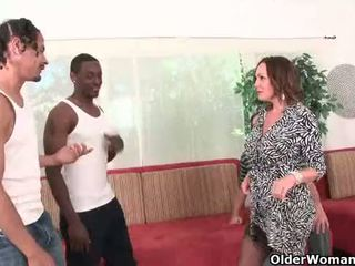 cougar, cuckold, interracial