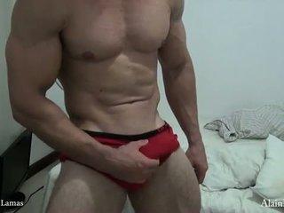 Σέξι γαμήσι pumped επάνω jock
