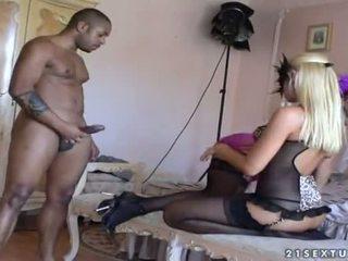 didelis penis, grupinis seksas, big boobs