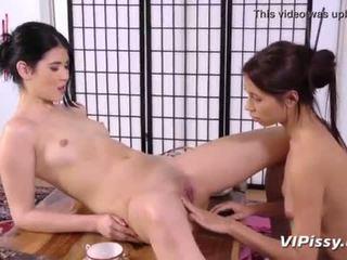 big, tits, pissing