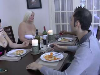 Agedlove babičky buclatý lacey hvězda met ji friends: porno d9