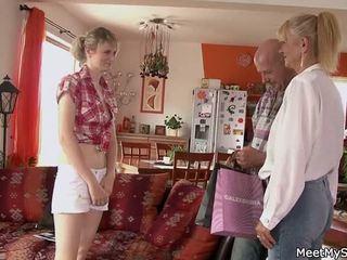 paauglių seksas, jaunas, grupinis seksas