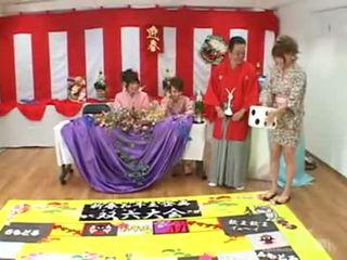 Japán szex játék előadás