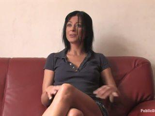 Francūzieši meitene robeža un double penetrated