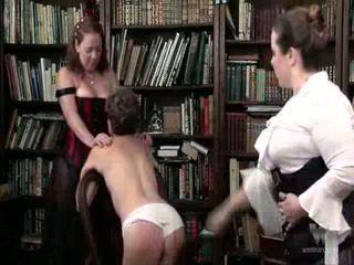 Παχουλός/ή ώριμος/η ομάδα χαστούκια βίντεο