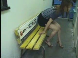 Japonsko fun v razlikuje javno places (uncensored)