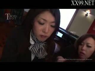 Stewardess orgy3