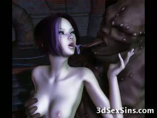 Ogres nailing 3d elf meisjes!