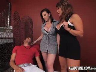 puma, 3some, viltus tits