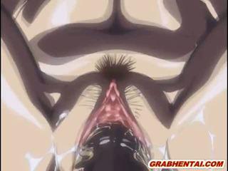 Bondage Hentai Fingering Wetpussy And Squirting Cum In