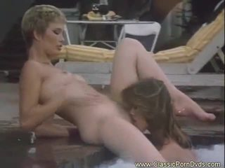 outdoor sex, old, lesbian sex